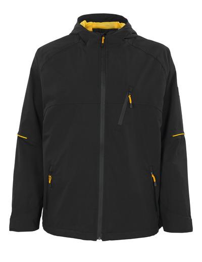 MASCOT® Aveiro - black* - Outer Shell Jacket