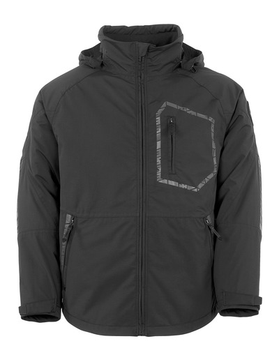 MASCOT® Bancroft - black* - Outer Shell Jacket