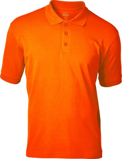 MASCOT® Bandol - hi-vis orange - Polo Shirt, hi-vis, modern fit
