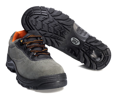 MACMICHAEL® Bishorn - anthracite/black - Safety Shoe S1P with laces