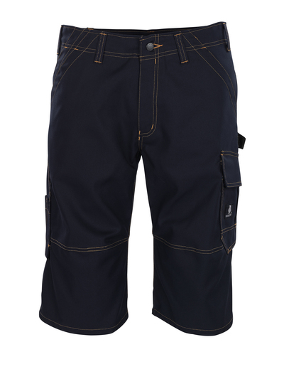 MASCOT® Borba - dark navy - ¾ Length Trousers