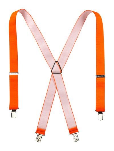 MASCOT® Brits - hi-vis orange - Braces, adjustable