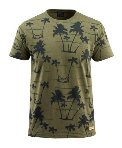MASCOT® Bushwick - moss green* - T-shirt