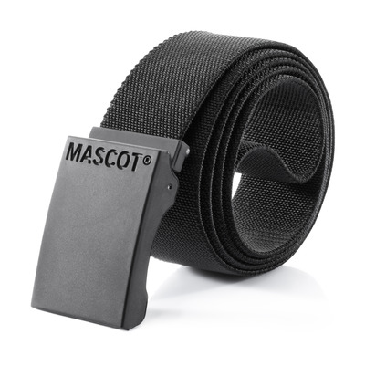 MASCOT® COMPLETE - black - Belt with adjustable buckle, elastic