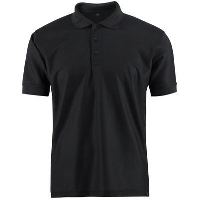 MASCOT® CROSSOVER - black - Polo Shirt, moisture wicking CoolDry, modern fit