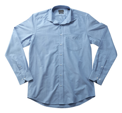 MASCOT® CROSSOVER - light blue - Shirt