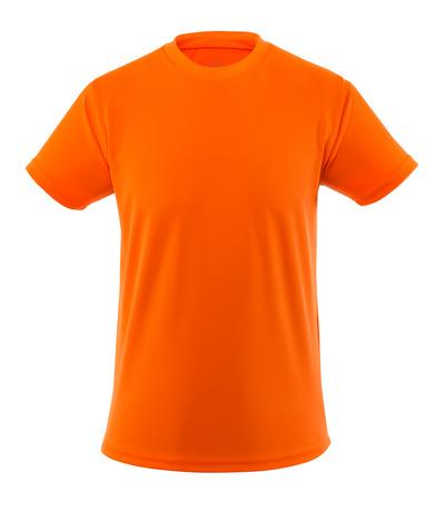 MASCOT® Calais - hi-vis orange - T-shirt, hi-vis, lightweight, modern fit