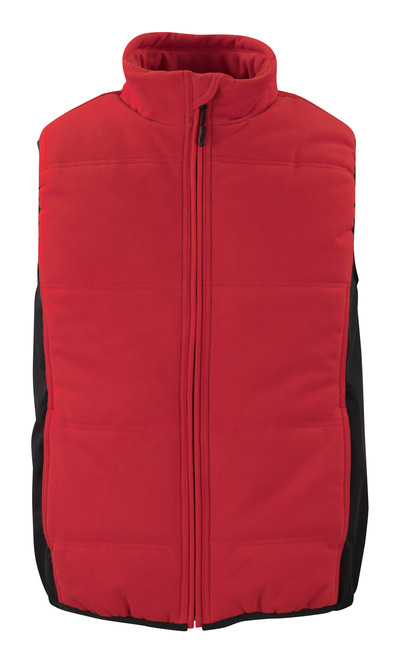 MASCOT® Calico - traffic red* - Thermal Gilet