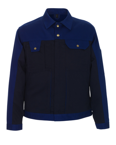 MASCOT® Capri - navy/royal - Jacket, cotton