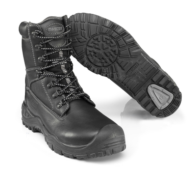 MASCOT® Craig - black - Safety Boot S3 with laces