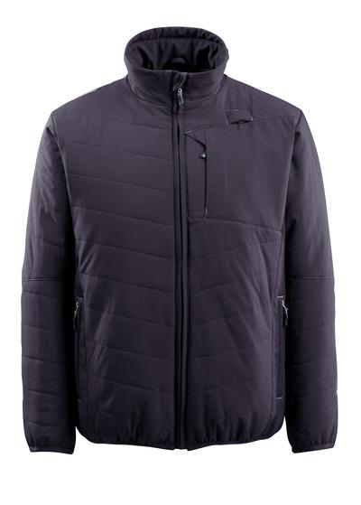 MASCOT® Erding - dark navy - Jacket with lining, water-repellent, highly insulating