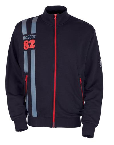 MASCOT® Fundao - dark navy* - Sweatshirt with zipper
