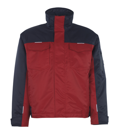 MASCOT® Genova - red/navy* - Winter Jacket