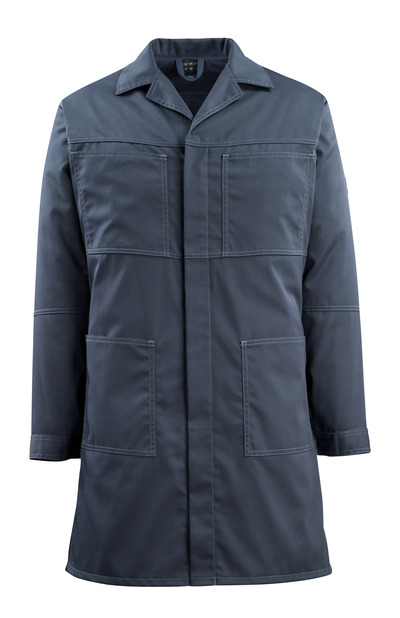 MASCOT® Gladstone - dark navy - Warehouse Coat, lightweight