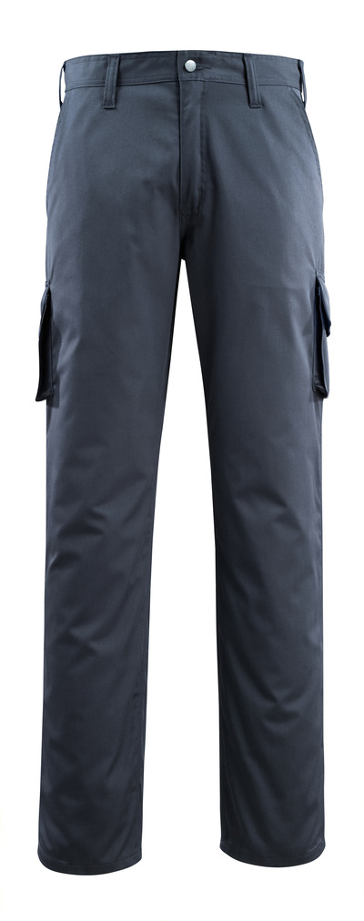 MACMICHAEL® Gravata - dark navy - Trousers with thigh pockets, lightweight