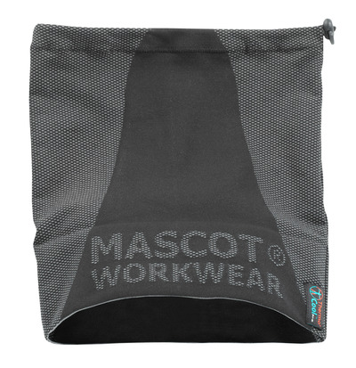MASCOT® Halden - black - Neck Warmer, moisture wicking