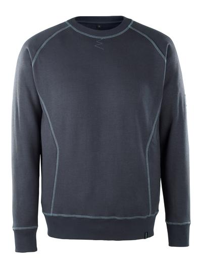 MASCOT® Horgen - dark navy - Sweatshirt, multi-protective, modern fit