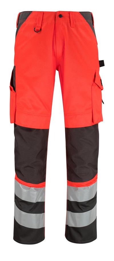 MASCOT® Horta - hi-vis red/dark anthracite* - Trousers