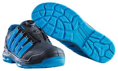 MASCOT® Kailash - black/petroleum* - Safety Shoe S3 with Boa® closure