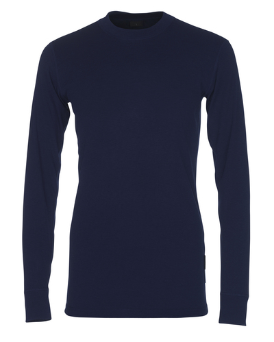 MASCOT® Kiruna - navy - Thermal Under Shirt