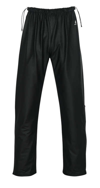 MASCOT® Laguna - black - Rain Trousers, wind and waterproof