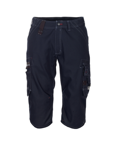 MASCOT® Limnos - dark navy - ¾ Length Trousers, lightweight