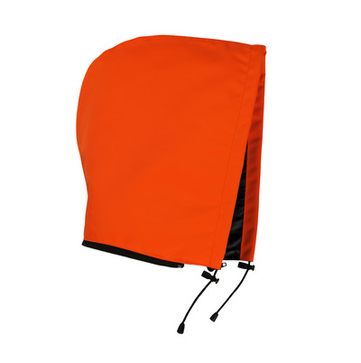 MASCOT® MacAllen - hi-vis orange - Hood with zipper and lining, water-repellent