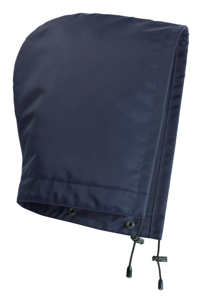 MASCOT® MacKlin - navy - Hood with press studs and lining, waterproof
