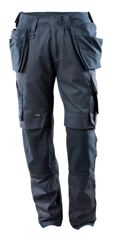 MASCOT® Madrid - dark navy - Craftsmen's Trousers