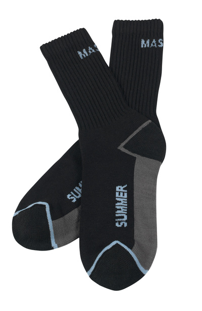MASCOT® Manica - black - Socks, moisture wicking