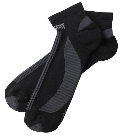 MASCOT® Maseru - black/dark anthracite - Socks, short style, moisture wicking