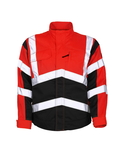 MASCOT® Mirandela - hi-vis red/dark anthracite* - Jacket
