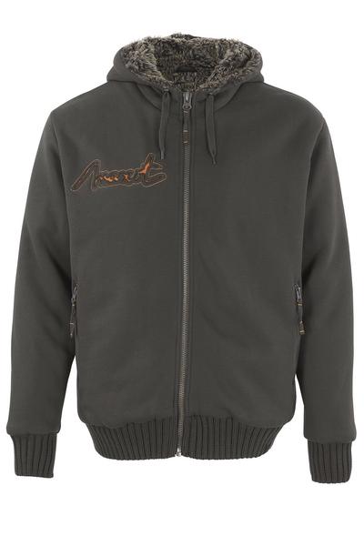 MASCOT® Monforte - dark anthracite* - Hoodie with zipper
