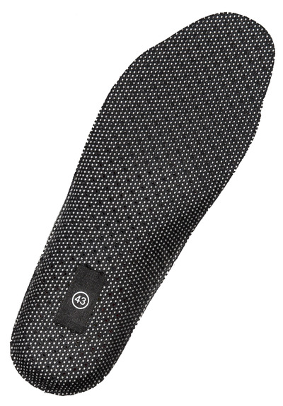 MASCOT® Monviso - black - Insoles with shock absorption