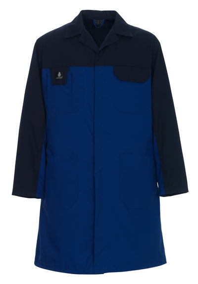 MASCOT® Parma - royal/navy - Warehouse Coat, lightweight