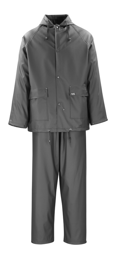 MACMICHAEL® Pavao - black - Rain Jacket and Trousers, wind and waterproof