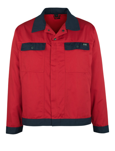MACMICHAEL® Peru - red/navy - Work Jacket