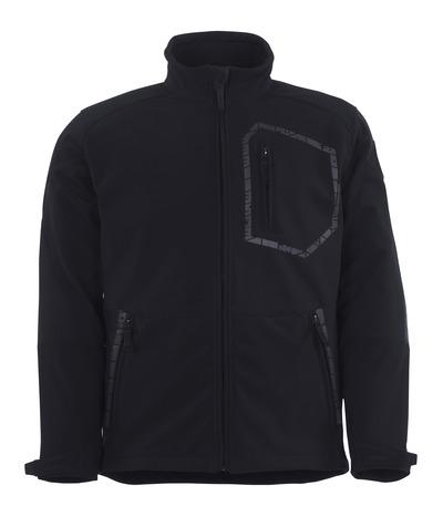 MASCOT® Racoon - black* - Softshell Jacket