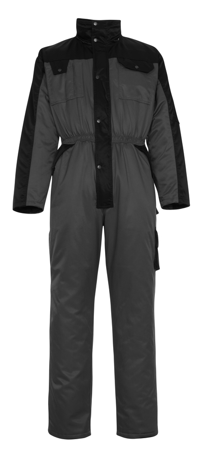 MASCOT® Riva - anthracite/black* - Winter Boilersuit