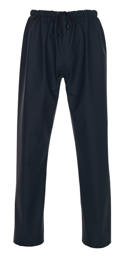 MASCOT® Riverton - navy - Rain Trousers, breathable, wind and waterproof
