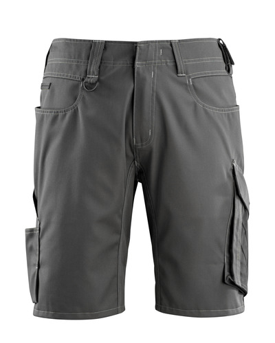 MASCOT® Stuttgart - dark anthracite/black - Shorts, lightweight