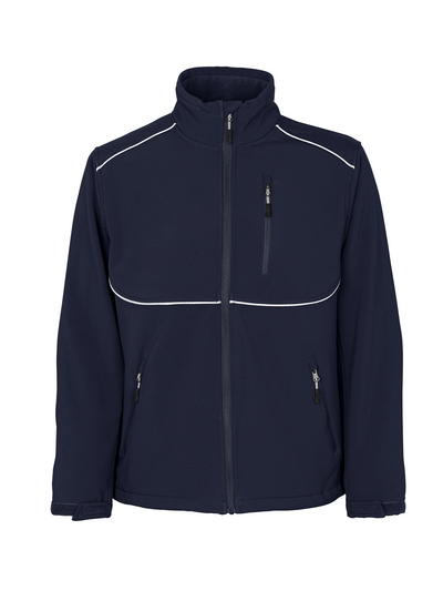 MASCOT® Tampa - dark navy - Softshell Jacket with fleece on inner side, water-repellent