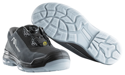 MASCOT® Tatra - black/anthracite - Safety Shoe S3 with Boa® closure