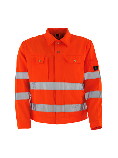 MASCOT® Texas - hi-vis orange* - Jacket, high durability, class 2/2