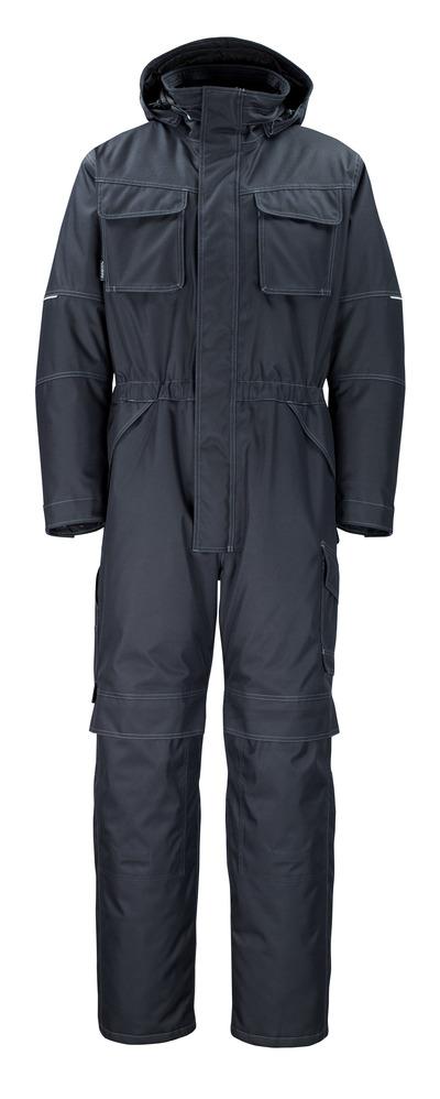 MASCOT® Ventura - dark navy - Winter Boilersuit