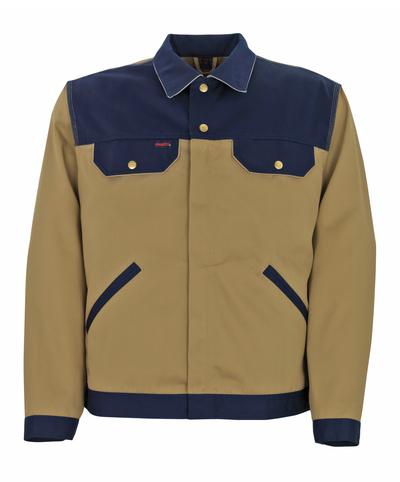 MASCOT® Victoria - khaki/navy/light grey* - Work Jacket