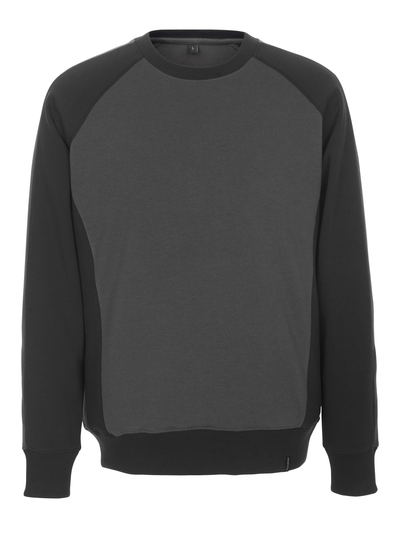 MASCOT® Witten - dark anthracite/black* - Sweatshirt